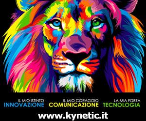 kynetic realizzazione siti web