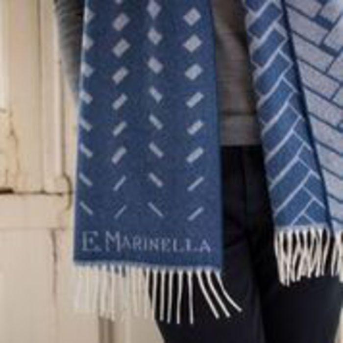 nuovo elenco il migliore bellissimo aspetto Marinella lancia la collezione di sciarpe. - Gazzetta di Milano