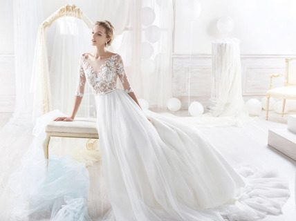 74ea54215636 Moda Sposi  apre a Como il temporary outlet degli abiti da sposa ...
