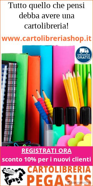 Cartolibreriashop.it - articoli di cancelleria - forniture per ufficio - registri buffetti