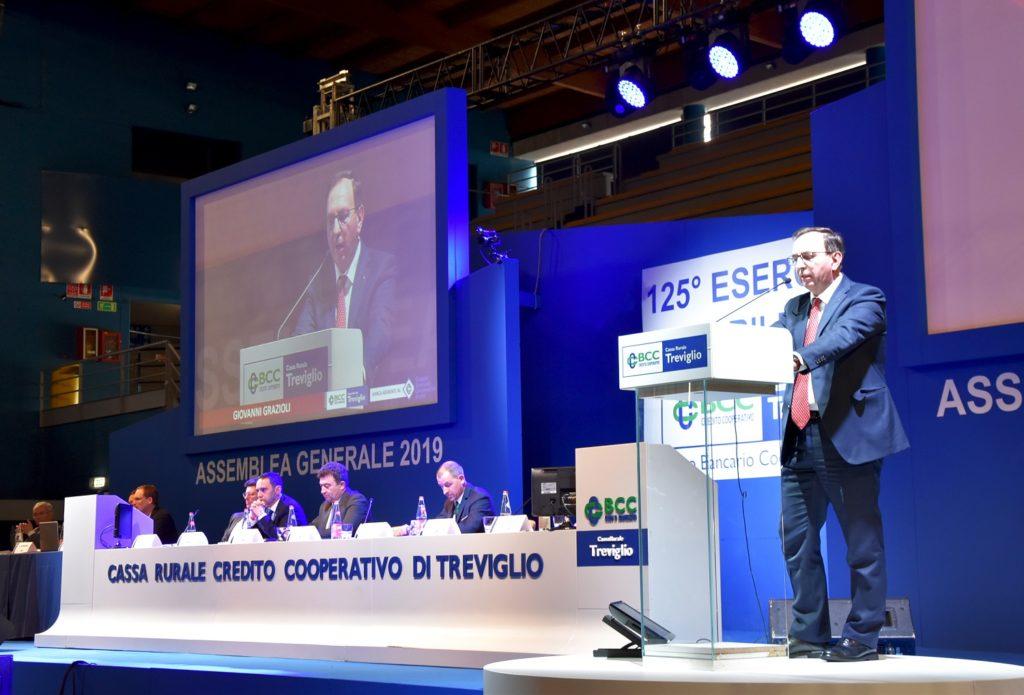 Bcc Treviglio Approvato Bilancio 2018 Utile Netto Di 5 6 Milioni Gazzetta Di Milano
