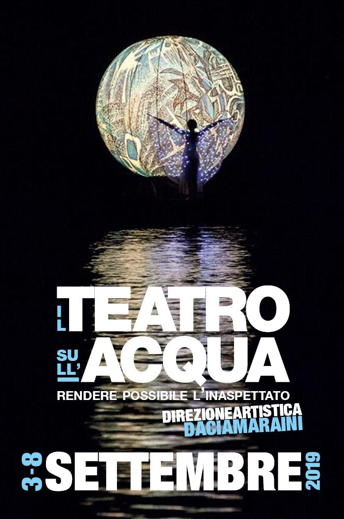 Il Teatro Sull Acqua Ad Arona Gazzetta Di Milano